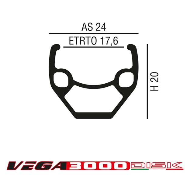 Vega 3000 Disk