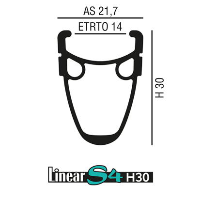 Linear S4 H30