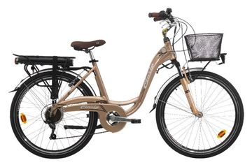 "Picture of CINZIA 28"" E-BIKE SFERA Lady Brushless"